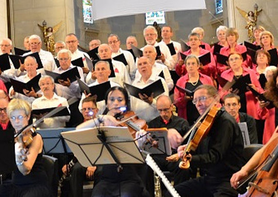 CHORALE A COEUR JOIE CHAMBERY : Responsive Web Design